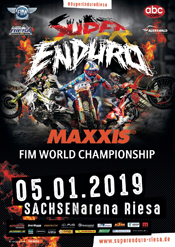 2019 WM Superenduro Riesa